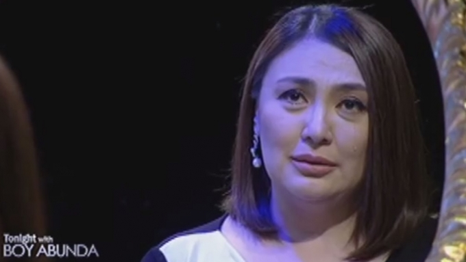 Sharon admits marriage with Kiko is not perfect