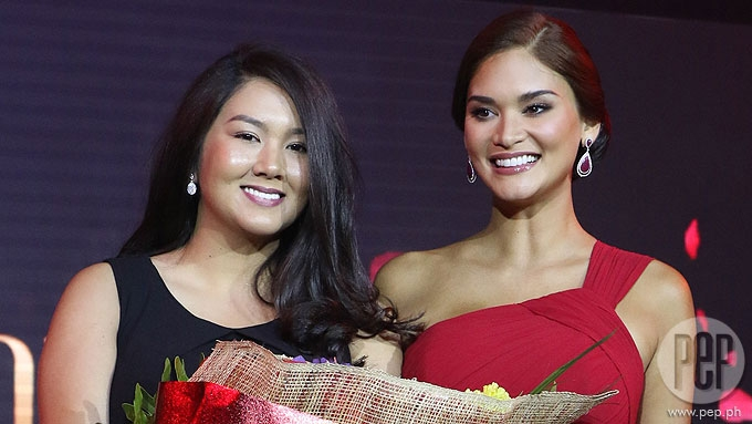 Pia Wurtzbach's sister issues warning to half-brother