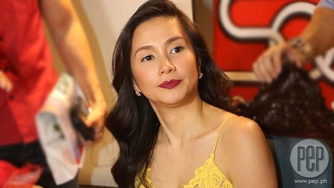 Mariel Rodriguez defends Robin Padilla against blogger