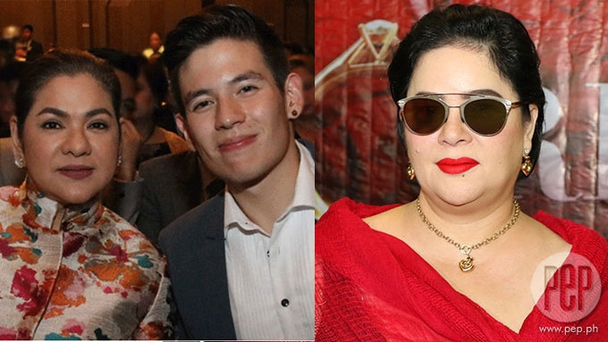 Jaclyn Jose lambasts Jake Ejercito, Laarni Enriquez on IG