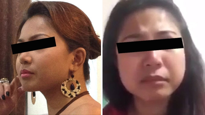 Pinay rape victim's shocking video confession