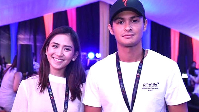 Matteo Guidicelli asked who's richer between him and Sarah