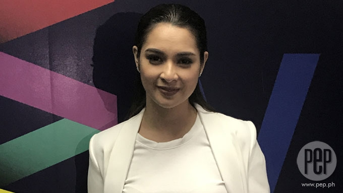 Ryza Cenon compares leaving Kapuso talent arm to a breakup