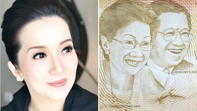 Kris Aquino pays tribute to late parents on Father's Day