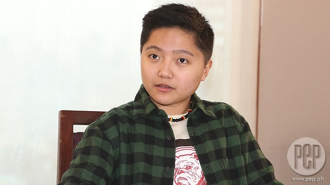 Goodbye Charice, welcome Jake Zyrus!