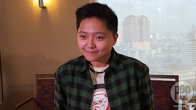 Jake Zyrus overwhelmed by positive response to new identity