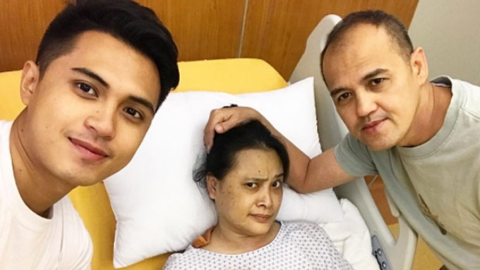Marlo Mortel opens up about mom's courageous cancer battle