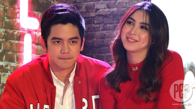 Joshua Garcia finally meets Julia Barretto's father