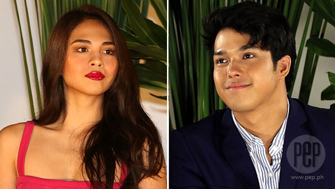 Janella insists she and Elmo are not yet an item