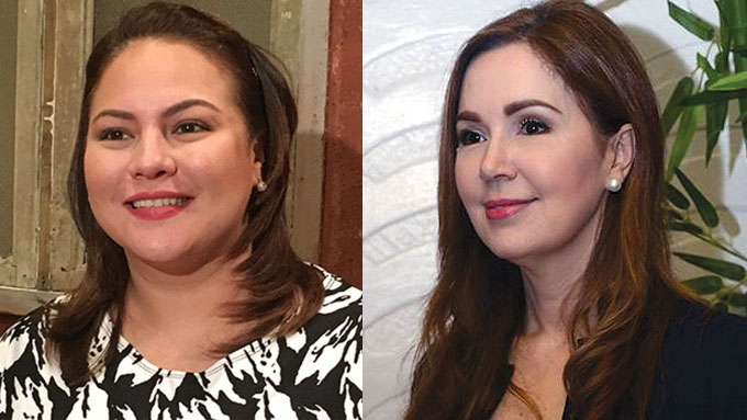 Cristina Gonzales dismisses issue with Karla Estrada