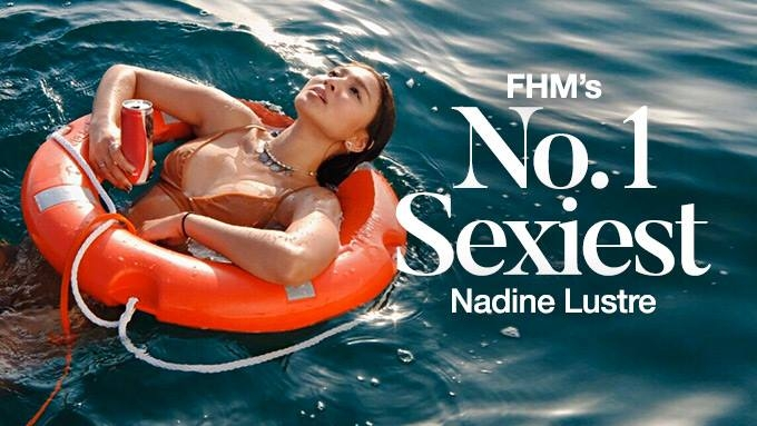 Nadine Lustre is FHM Sexiest Woman 2017