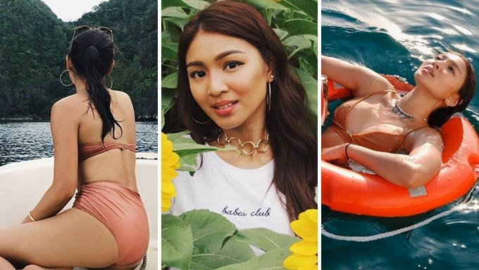 Nadine Lustre thankful for 2017<em> FHM </em>Sexiest Woman title