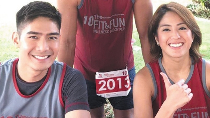 Robi Domingo and Gretchen Ho joke about their breakup