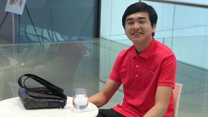 Businessman Xian Gaza admits to being a