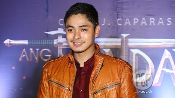 Coco Martin reacts to MMFF 2017 controversy