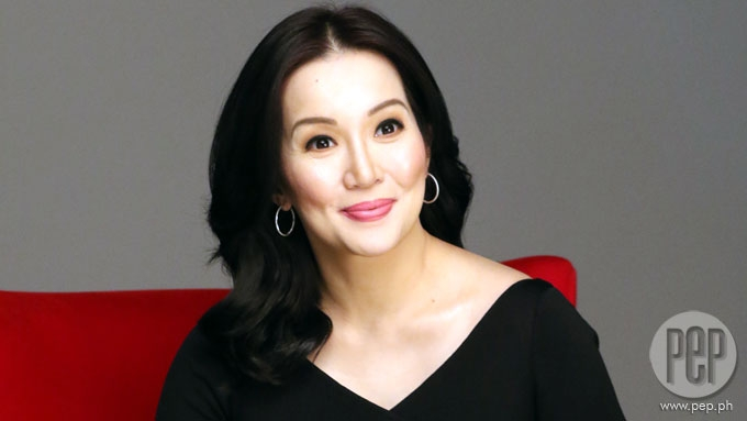 Kris Aquino mum about her love life; cites sons as reason