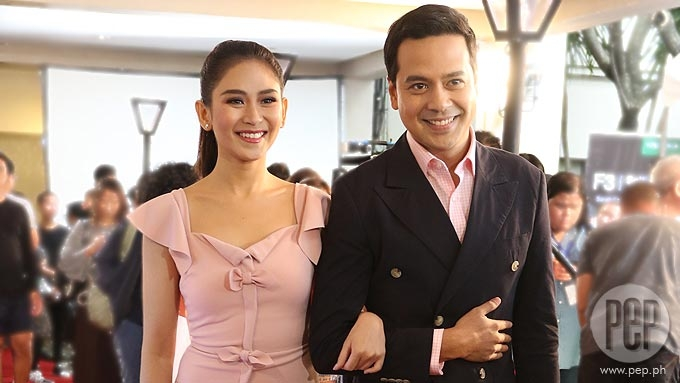 John Lloyd admits timing is an issue between him and Sarah