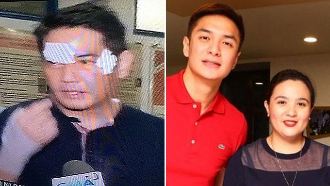 Timothy Tan figured in brawl with husband of Clarisma Sison