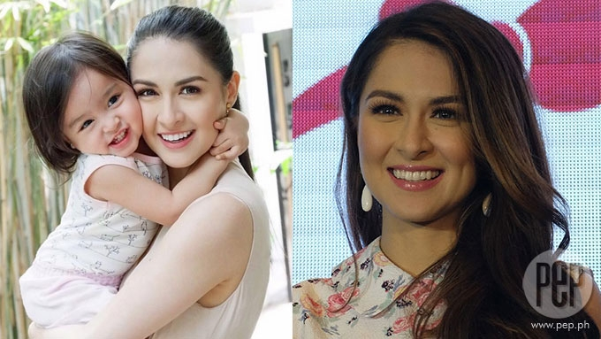 Marian Rivera reveals battle with separation anxiety