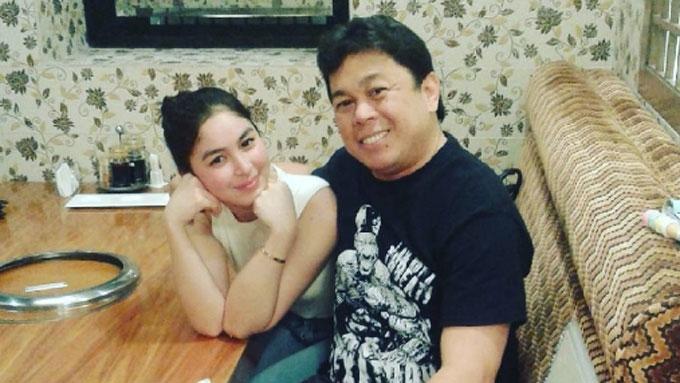 Dennis Padilla hopes to rekindle ties with daughter Claudia