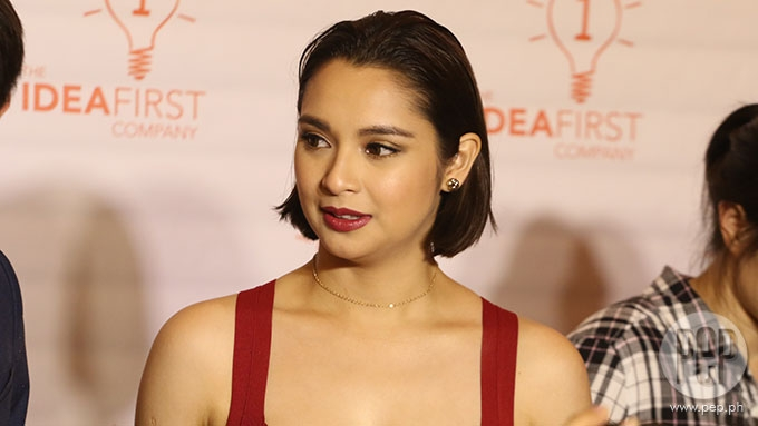 Ryza Cenon's boyfriend knows about her suicidal tendencies