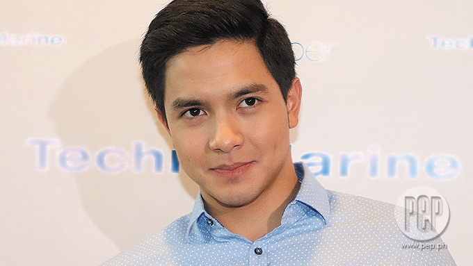Alden Richards denies claim that he has a love child