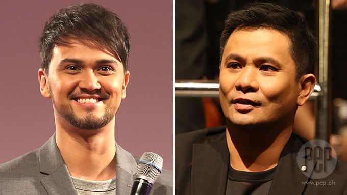 Billy Crawford negates rivalry issue with Ogie Alcasid