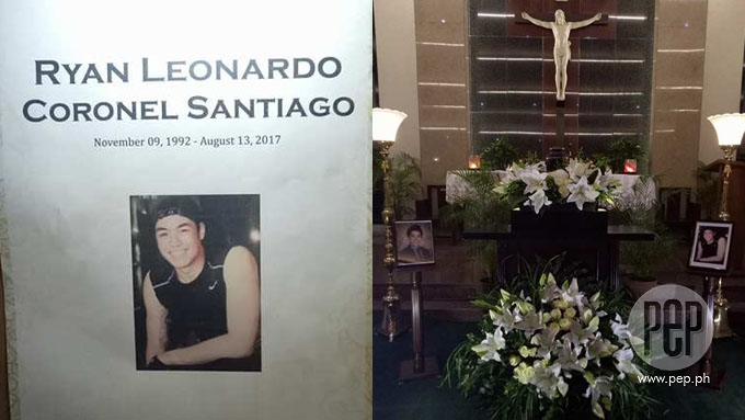 Randy Santiago in shock over death of second son