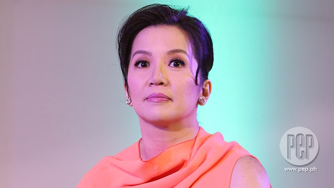 Kris Aquino cries foul over Ricky Lo's article about Bimby