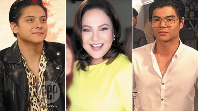Karla Estrada eases Daniel Padilla-Paul Salas tension