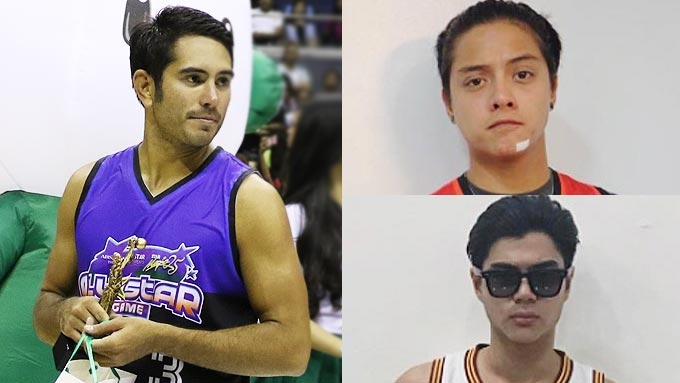 Gerald Anderson excited about Daniel-Paul basketball match