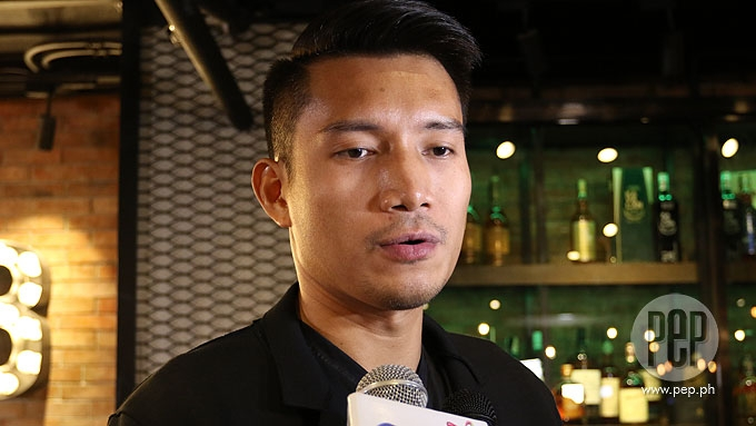 James Yap strongly feels that son Bimby does not like him
