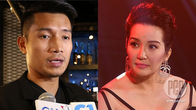 James Yap reacts to Kris's allegations of child neglect