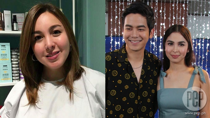 Marjorie Barretto says Joshua brings out the best in Julia