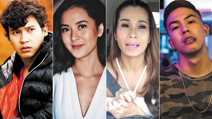 Enchong, Pokwang, Bianca condemn drug war killings