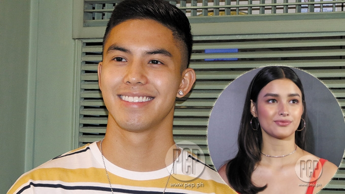 Tony Labrusca names Liza Soberano as his celebrity crush