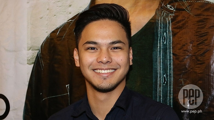 Kristoffer Martin feels impatient about his showbiz career
