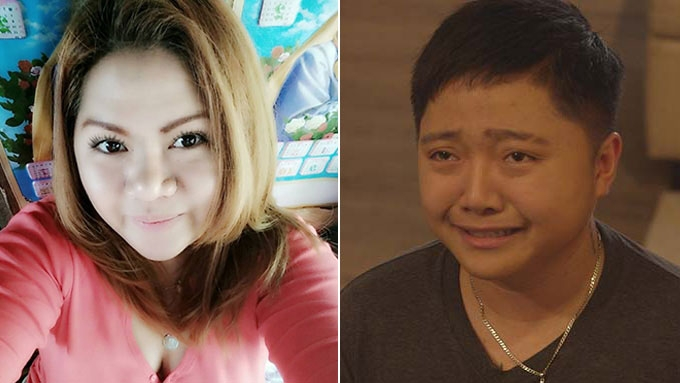 Raquel Pempengco angry about Jake Zyrus's <em>MMK </em>episode