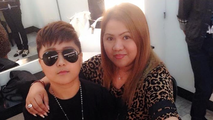 Jake Zyrus's mother insists she is innocent of Jake's charges
