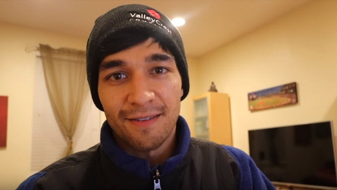 Wil Dasovich undergoes cancer staging