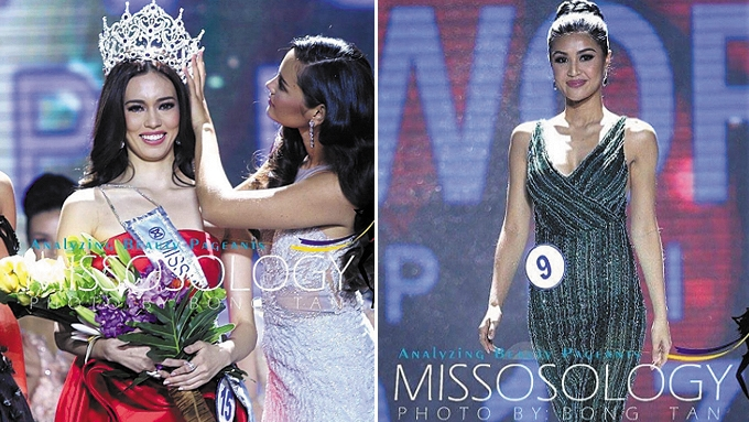 Laura Lehmann is Miss World Philippines 2017