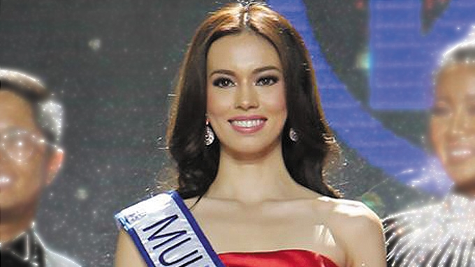 Laura Lehmann can't believe she's Miss World Philippines 2017