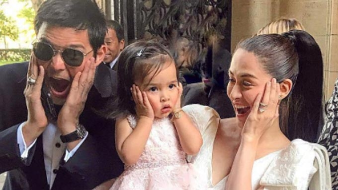 Dingdong Dantes proud of Baby Zia's role in Vicki-Hayden ...