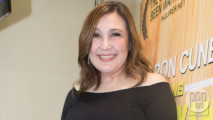 Sharon Cuneta admits feeling sad; refuses to reveal why