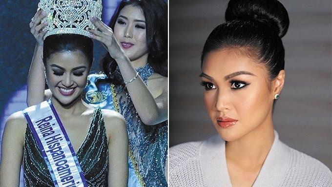 Winwyn Marquez defends pageant title from bashers