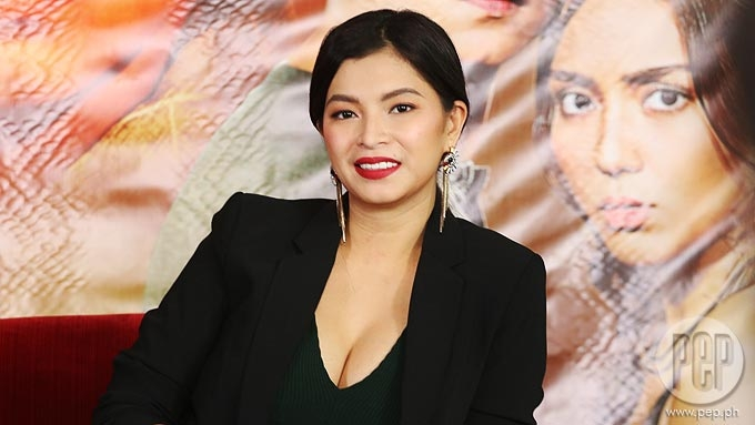 Angel Locsin responds to hate messages from KathNiel fans