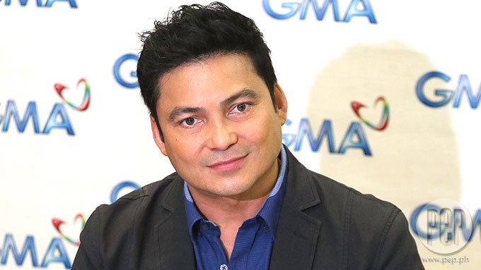 Gabby Concepcion owns up to shelved movie with Sharon Cuneta