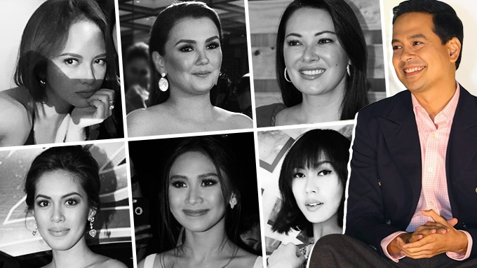 A lookback: The women John Lloyd Cruz loved before