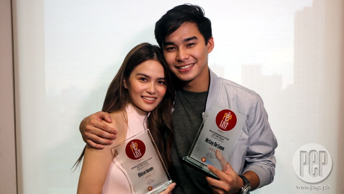 THE PEP LIST: McLisse named as Breakout Stars of the Year