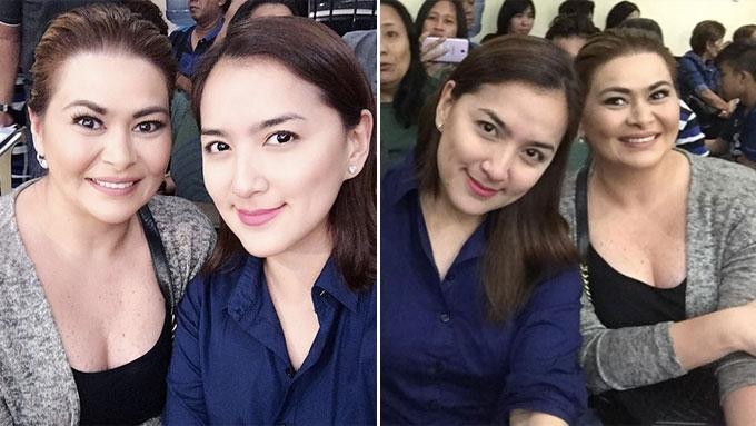 Ara Mina, Aiko Melendez end longtime rift